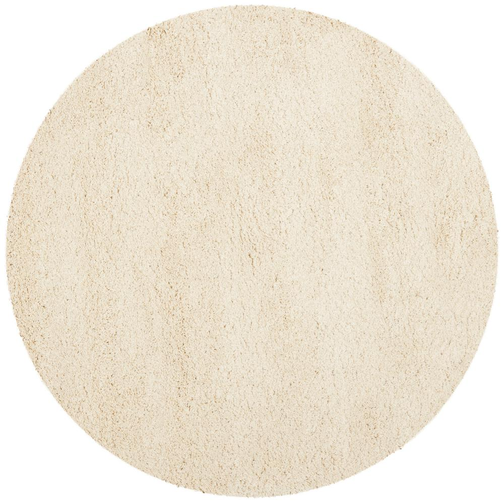 Safavieh California Ivory 9 Ft X Round Area Rug