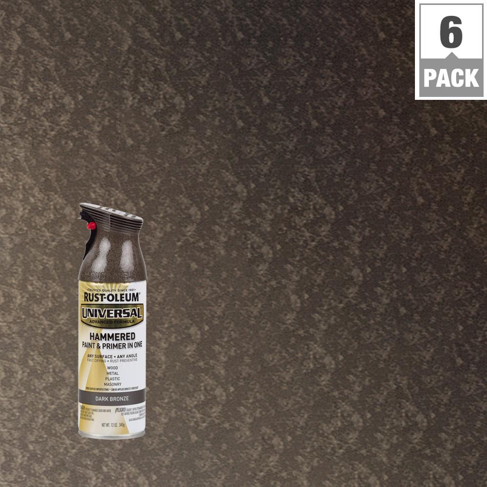 Rust-Oleum Universal 12 oz  All Surface Gloss Cardinal Red Spray
