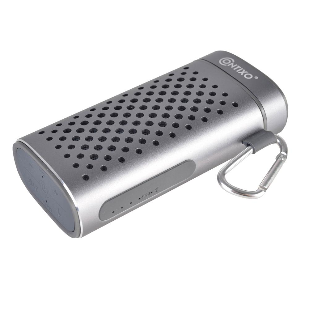 BT05 Portable Bluetooth Speaker Power Bank : 6,000 mAh Compact Travel