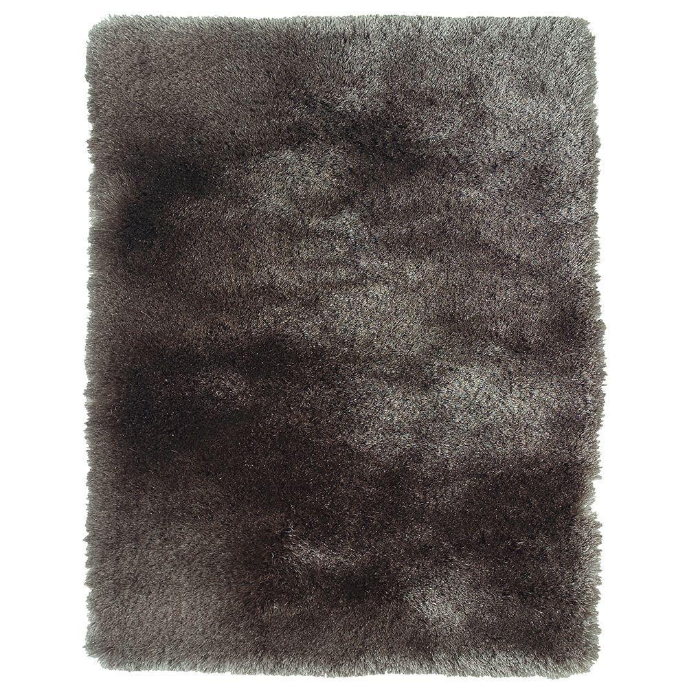 Feizy Indochine Gray 3 ft. 6 in. x 5 ft. 6 in. Indoor Area Rug