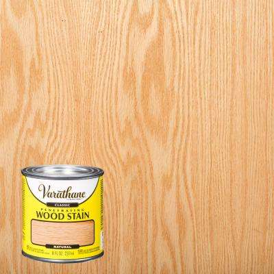 8 oz. Natural Classic Wood Interior Stain