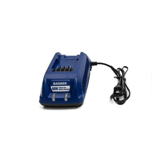 40-Volt 2.0 Amp Lithium-Ion Battery Charger