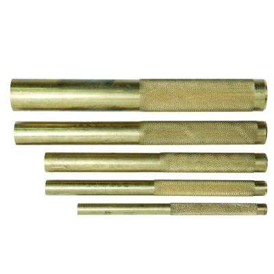 Brass Punches Set (5-Piece)