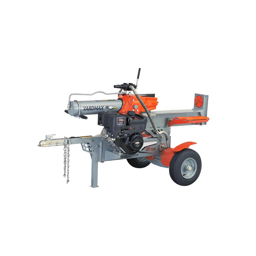 35 Ton 306cc Gas Log Splitter