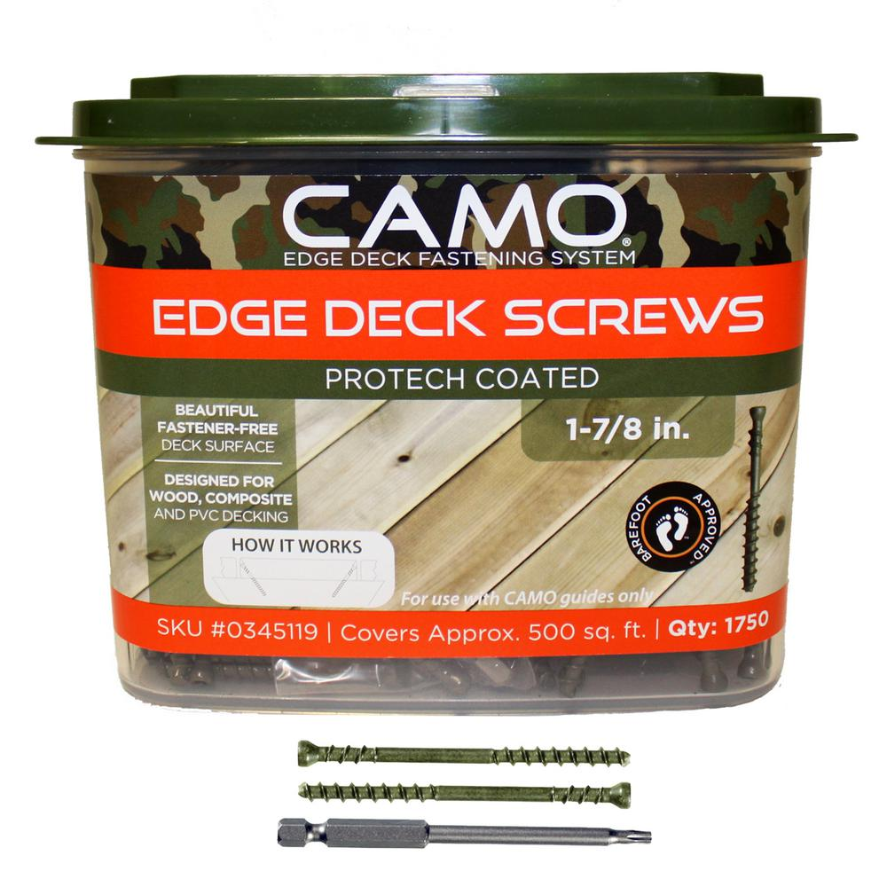 Hidden Deck Fasteners - Deck Hardware - The Home Depot