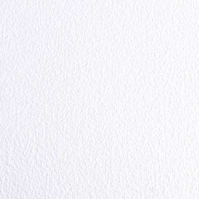 GrowFloor Absolute White Ceramic High Gloss 7.5 ft. x 15 ft. Commercial Vinyl Sheet