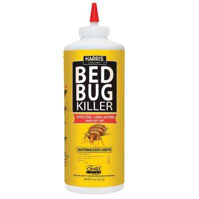 8 oz. Diatomaceous Earth Bedbug Killer