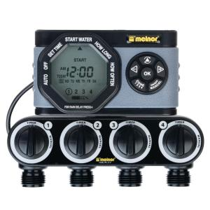 Melnor Advanced 4-Zone Electronic Water Timer by Melnor