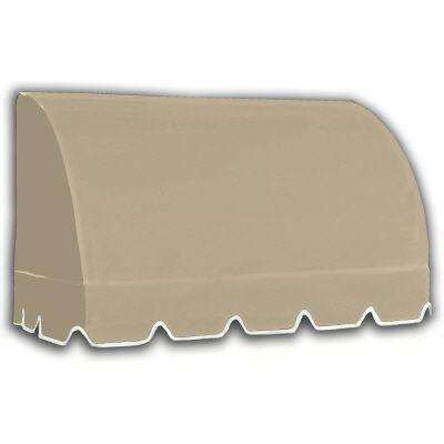 5 ft. Savannah Window/Entry Awning (31 in. H x 24 in. D) in Linen