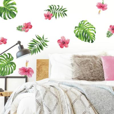 Flowers - Wall Decals - Wall Decor - The Home Depot