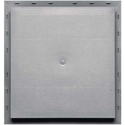 15.5 in. x 16.5 in. #016 Gray Meter Mounting Block