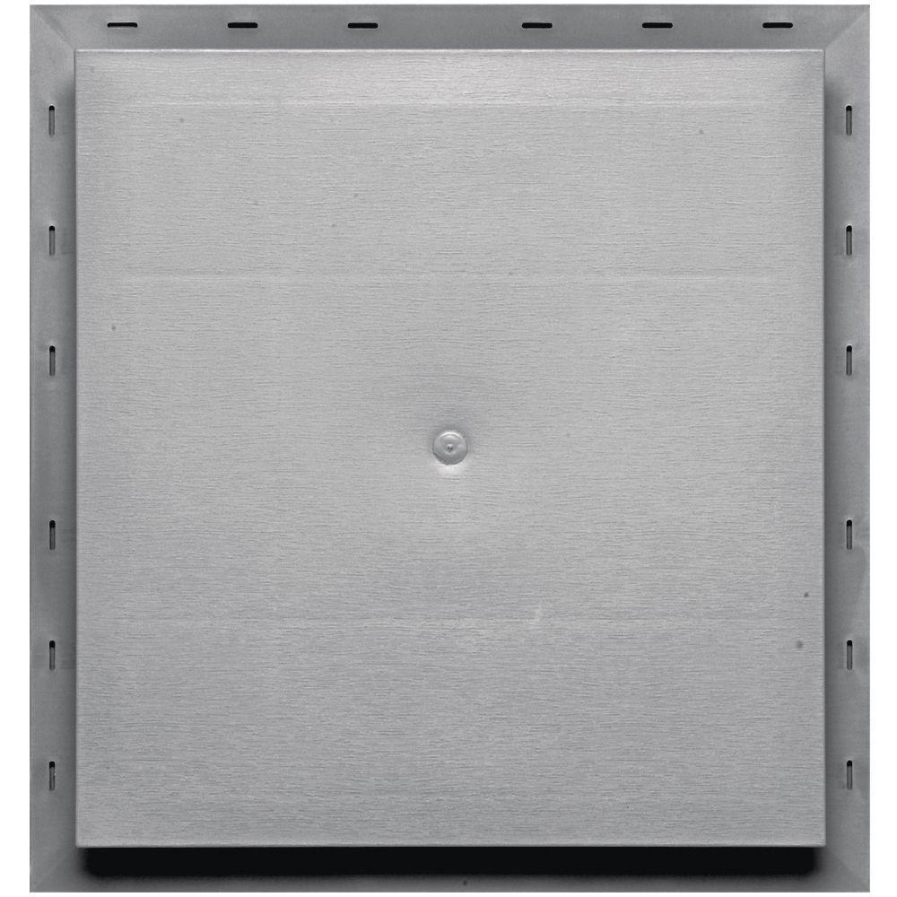 15.5 in. x 16.5 in. #016 Gray Meter Block