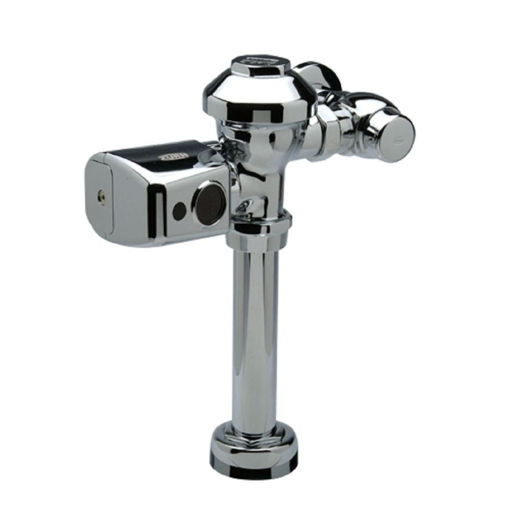 1.6 gal. EZ Flush Valve with All Chrome Plated Housing -
