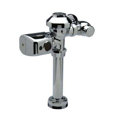 1.6 gal. EZ Flush Valve with All Chrome Plated Housing - CPM