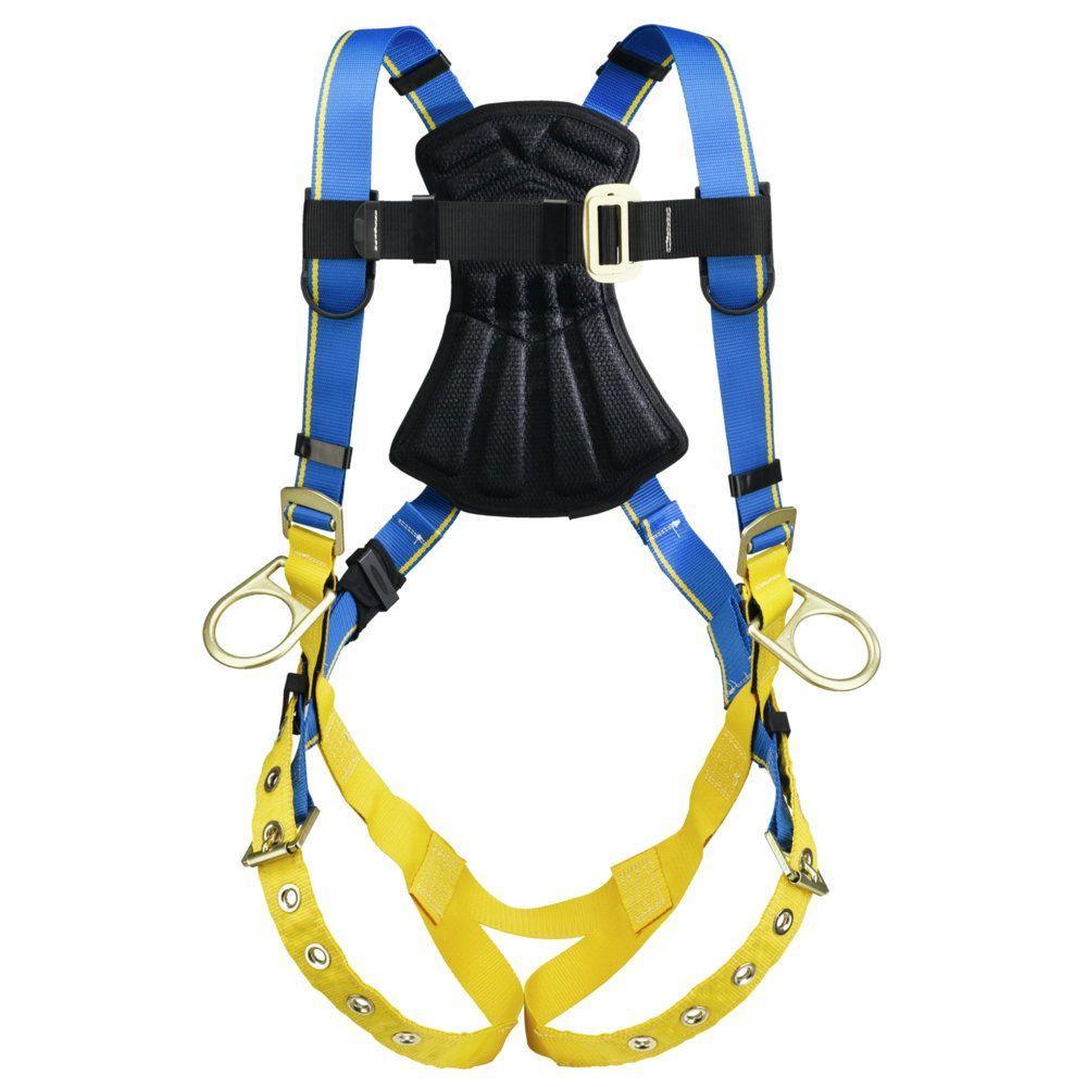 Upgear Blue Armor 1000 Positioning (3 D-Rings) Medium/Large Harness