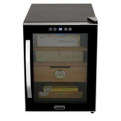 Elite Touch Control Stainless 1.2 cu. ft. Cigar Cooler Humidor