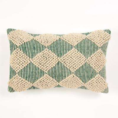 Green Throw Pillows Decorative Pillows Home Accents The Home Stunning Hunter Green Decorative Pillows