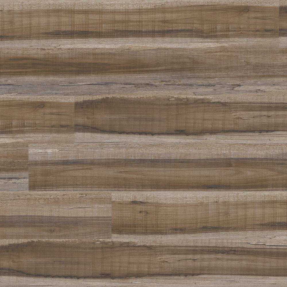 MSI Woodland Salvaged Forrest 7 in. x 48 in. Rigid Core Luxury Vinyl Plank Flooring (23.8 sq. ft. / case)