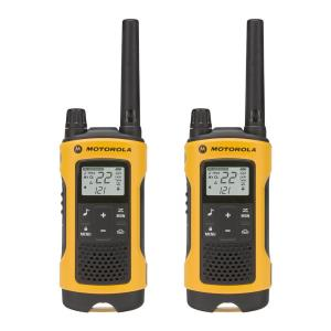 Motorola Talkabout T400 FRS/GMRS 2-Way Radios with 35 Mile Range and NOAA Notifications in... by Motorola