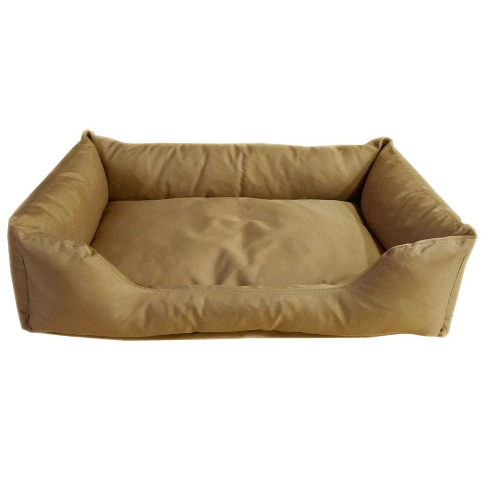 Brutus Tuff Kuddle X-Large Khaki Lounge Bed