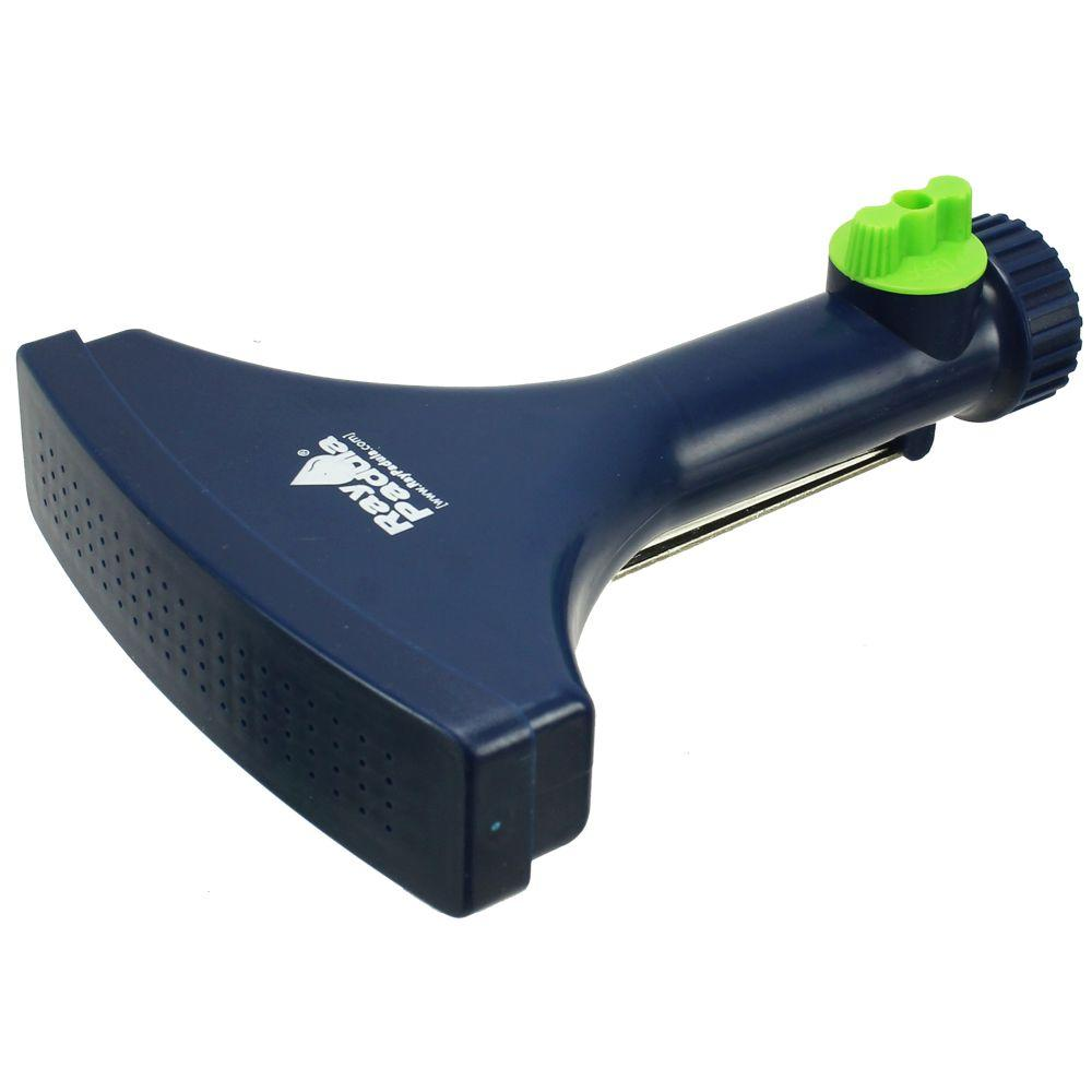 Ray Padula Fan Spray Shower Hose Nozzle  sc 1 st  The Home Depot : nozzle for garden hose - www.happyfamilyinstitute.com