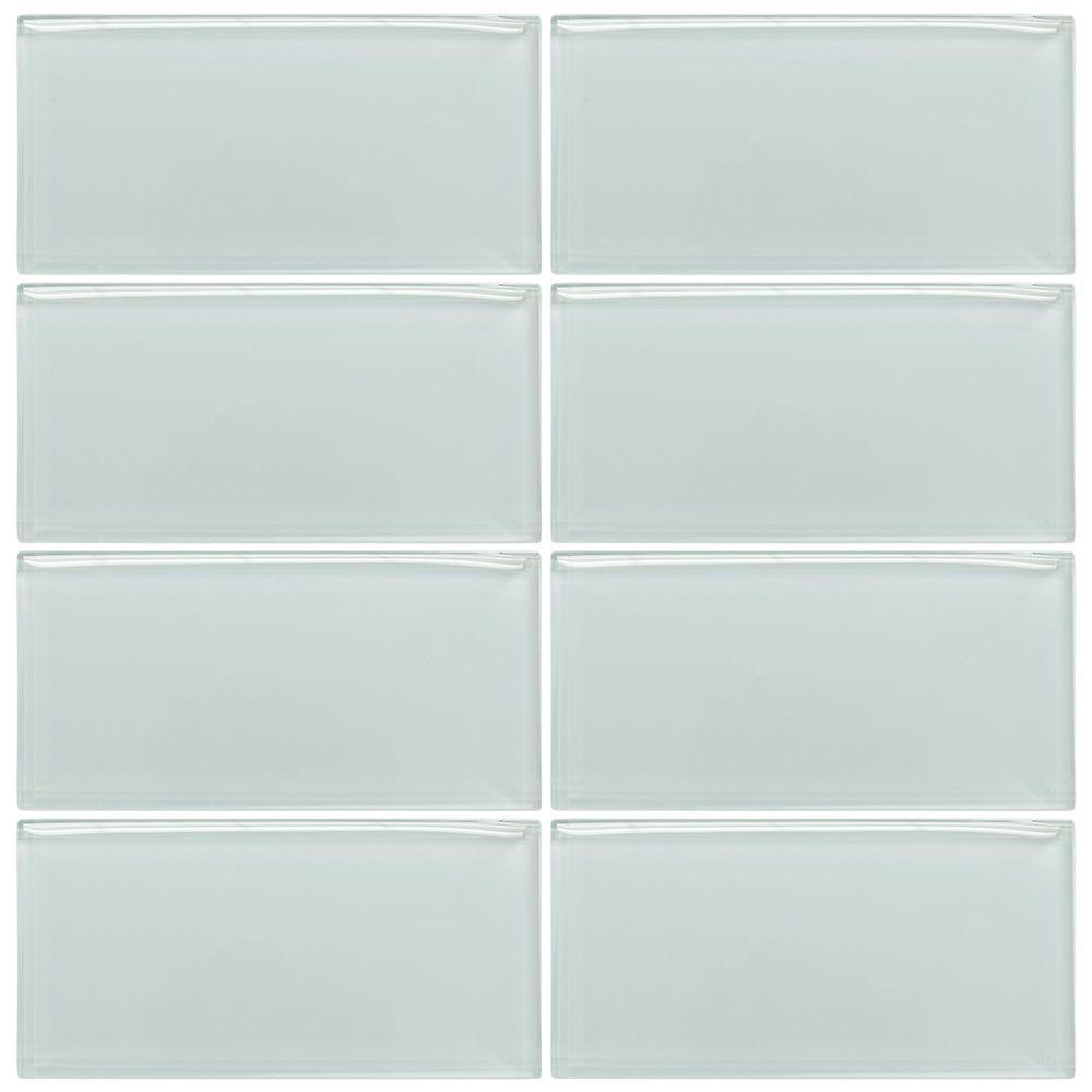 Gl Wall Tile 1pk 8pcs