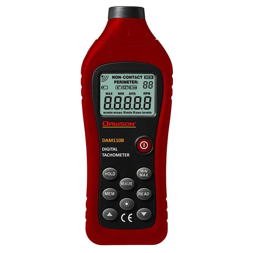 Dawson Digital Non-Contact Tachometer