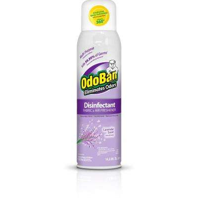14.6 oz. Lavender Disinfectant Fabric and Air Freshener Continuous Spray