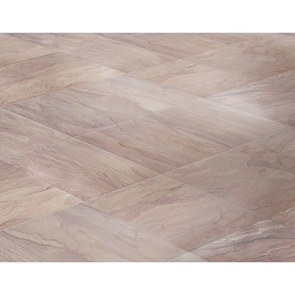 null Copper Slate Laminate Flooring - 5 in. x 7 in. Take Home Sample-DISCONTINUED