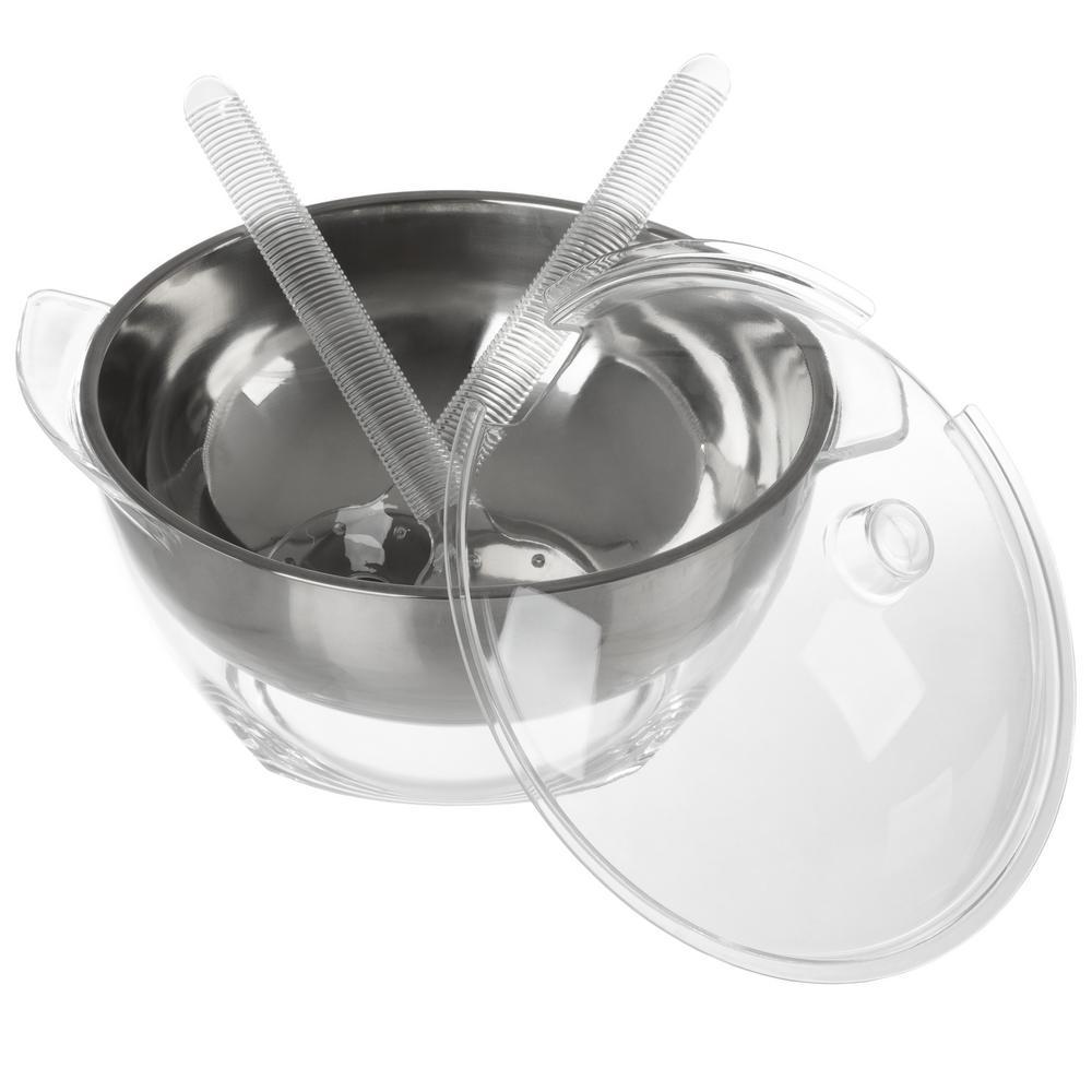5-Piece Salad Bowl Serving Dish Set