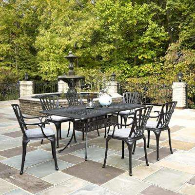 Largo 7 -Piece Patio Dining Set with Cushions
