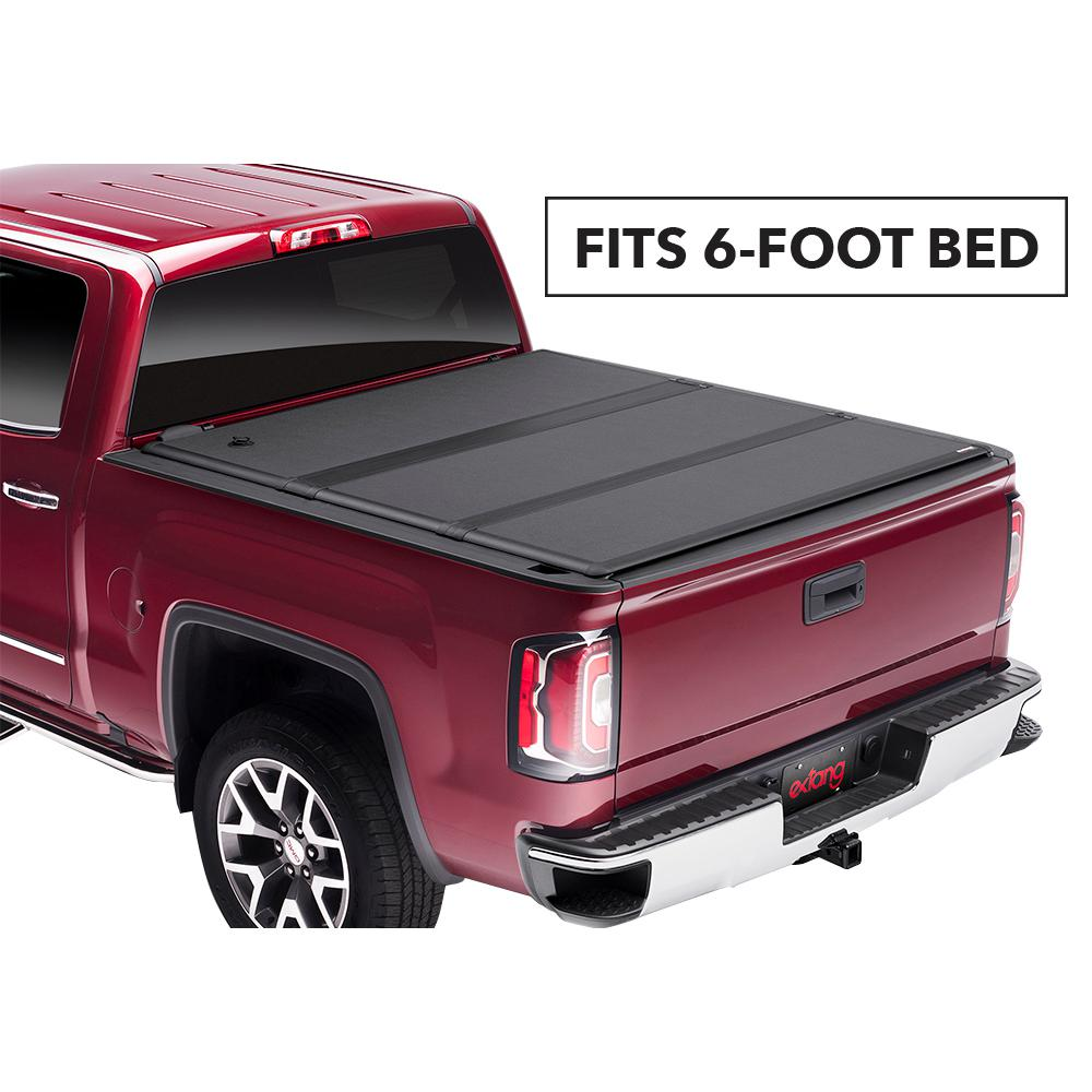 Encore Tonneau Cover - 94-03 Chevy S10/GMC Sonoma/96-01 Isuzu Hombre 6' Bed