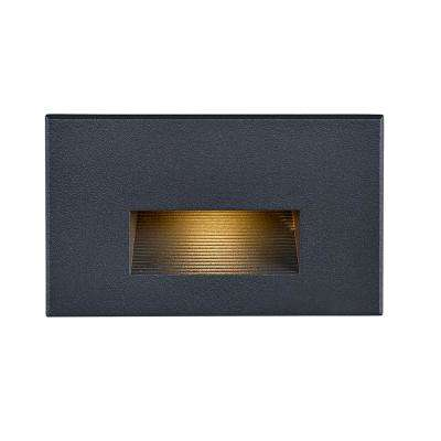 Bronze Integrated LED Deck Light