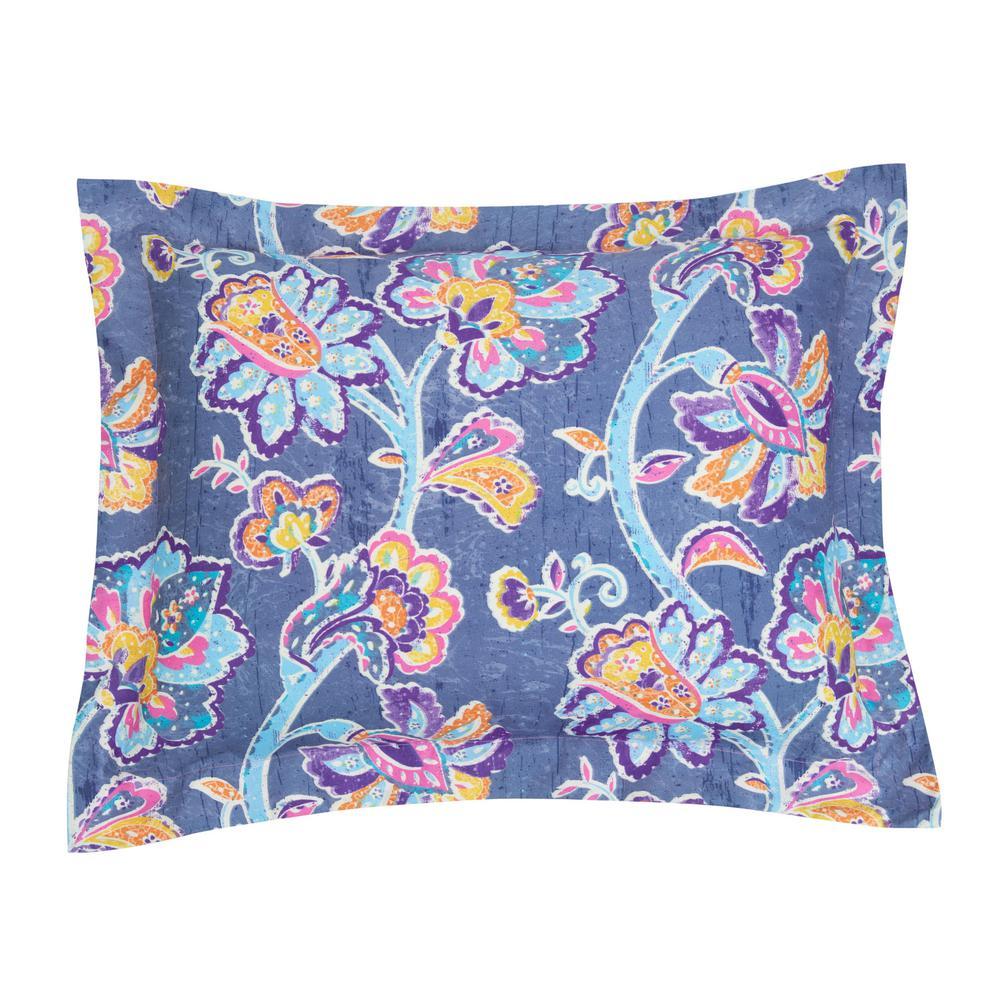 Internet 305175227 Nicole Miller Kids 7 Piece Queen Fl Comforter Set