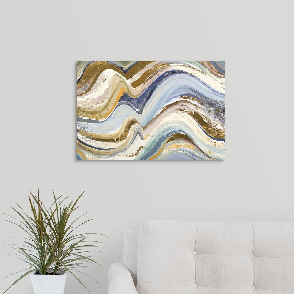 Greatcanvas Earth Tone New Concept By Patricia Pinto Canvas Wall Art