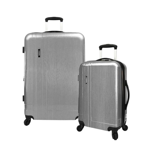 f0394c14b 2-Piece Silver Lightweight Expandable Spinner Set. by U.S. Traveler · Shop  the Collection