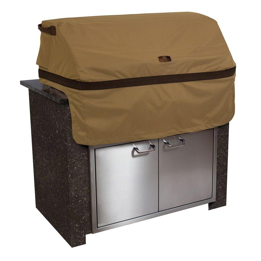 Classic Accessories Hickory Large Built-In Grill Top Cover
