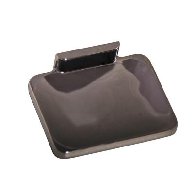 Hennessey Soap Dish in Chrome