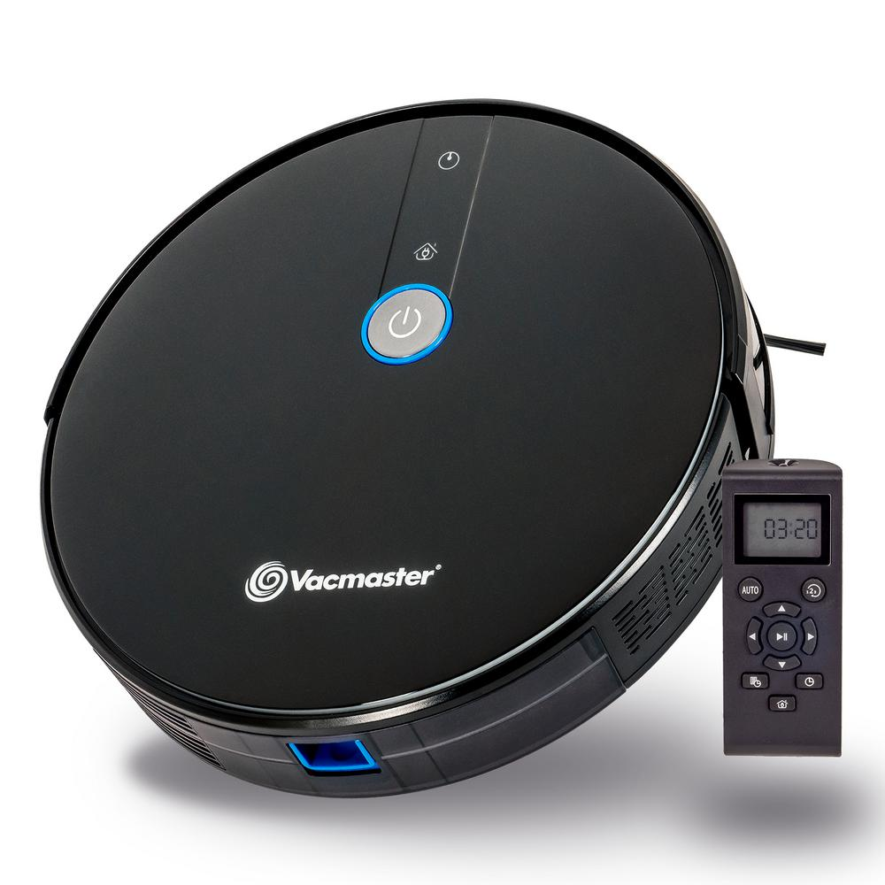 Vacmaster Robotic Vacuum Cleaner with Remote Control
