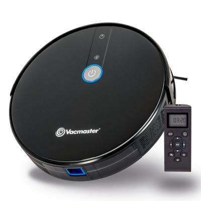 Smart Robot Vacuum with Remote Control and Advanced Mapping Navigation
