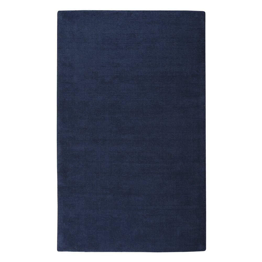 Home Decorators Collection Odyssey Sapphire 5 ft. x 8 ft. Area Rug