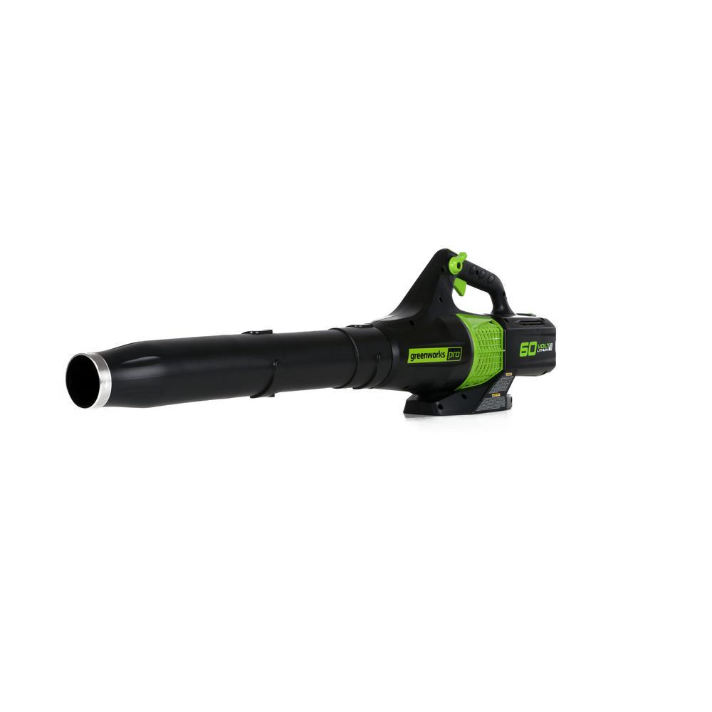 PRO 125 MPH 450 CFM 60-Volt Battery Cordless Handheld Leaf Blower (Tool-Only)