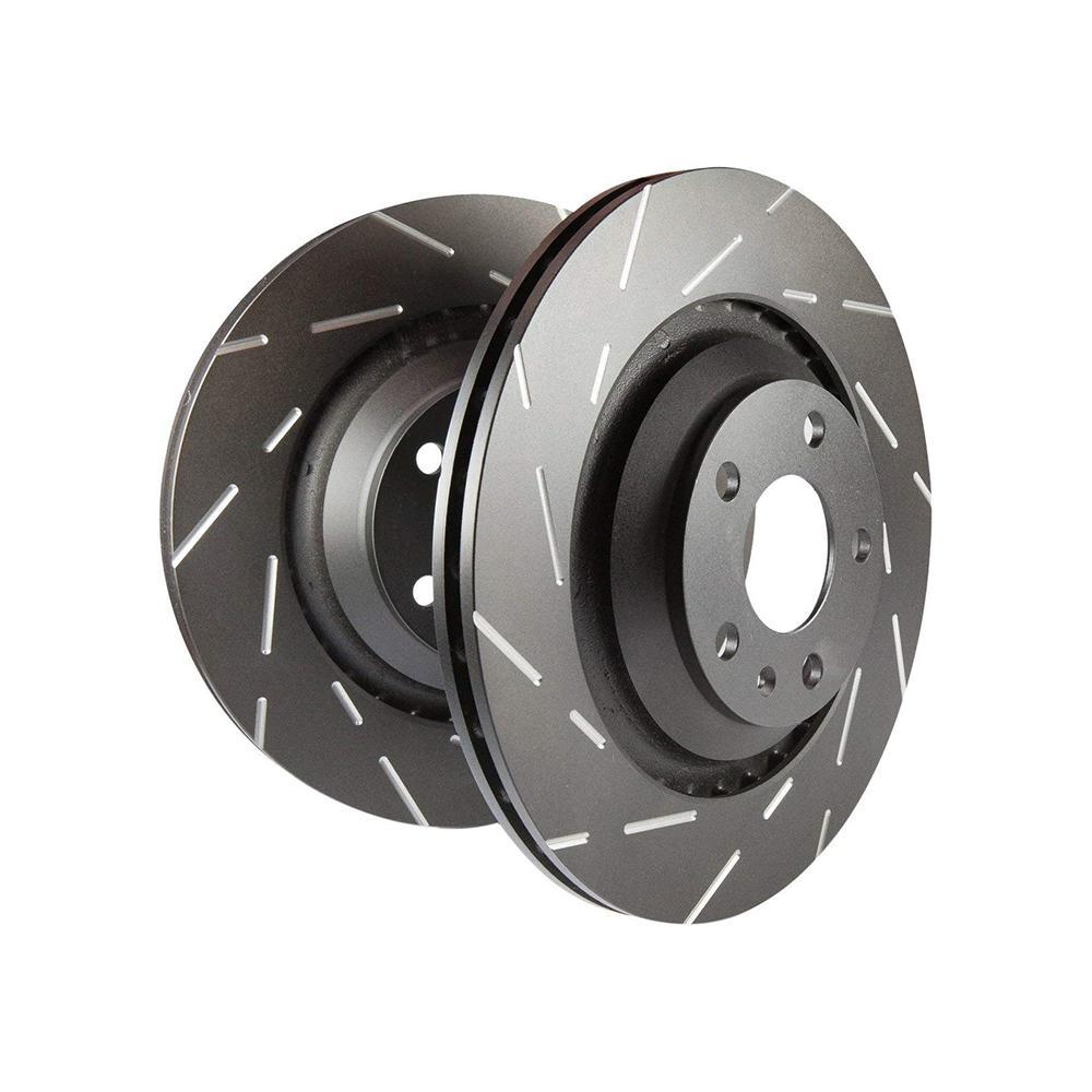 Brakes USR Slotted Rotors