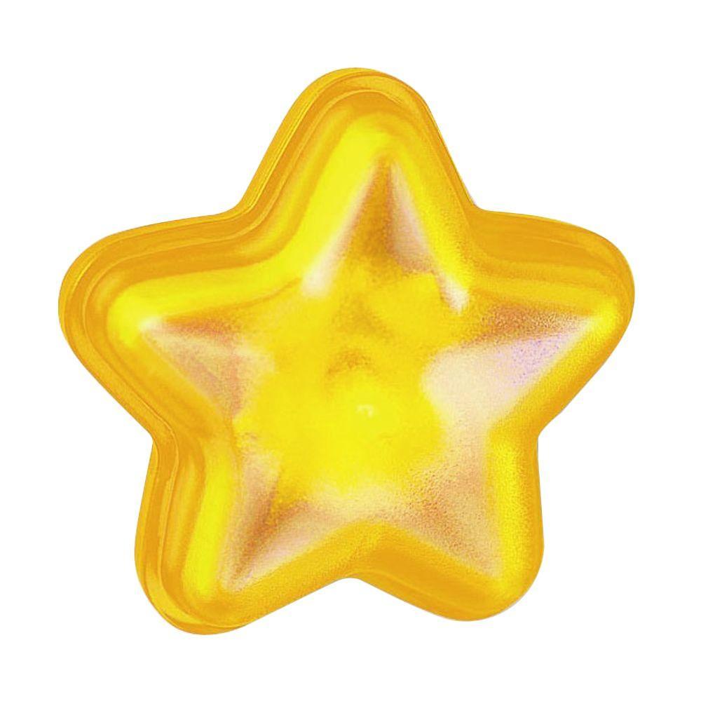 Star Neon Night Light - Yellow