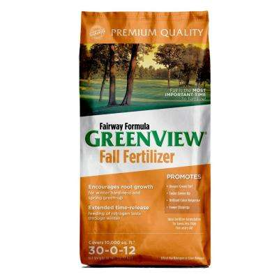 50 lbs. Fairway Formula Fall Fertilizer