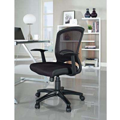 Pulse Mesh Office Chair in Black