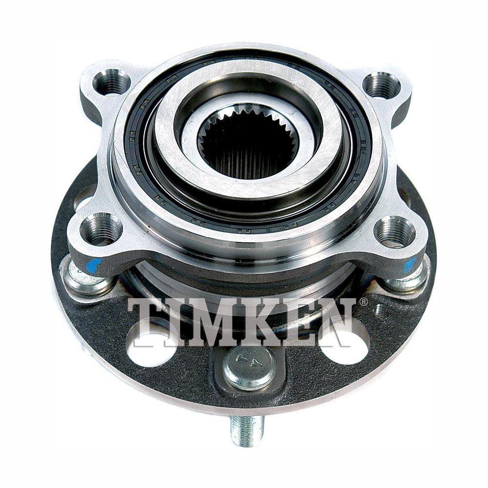 2019 Kia K900: Timken Rear Wheel Bearing And Hub Assembly Fits 2015-2016