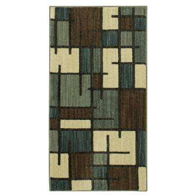 Fairfield Charcoal 2 ft. x 7 ft. Runner Rug
