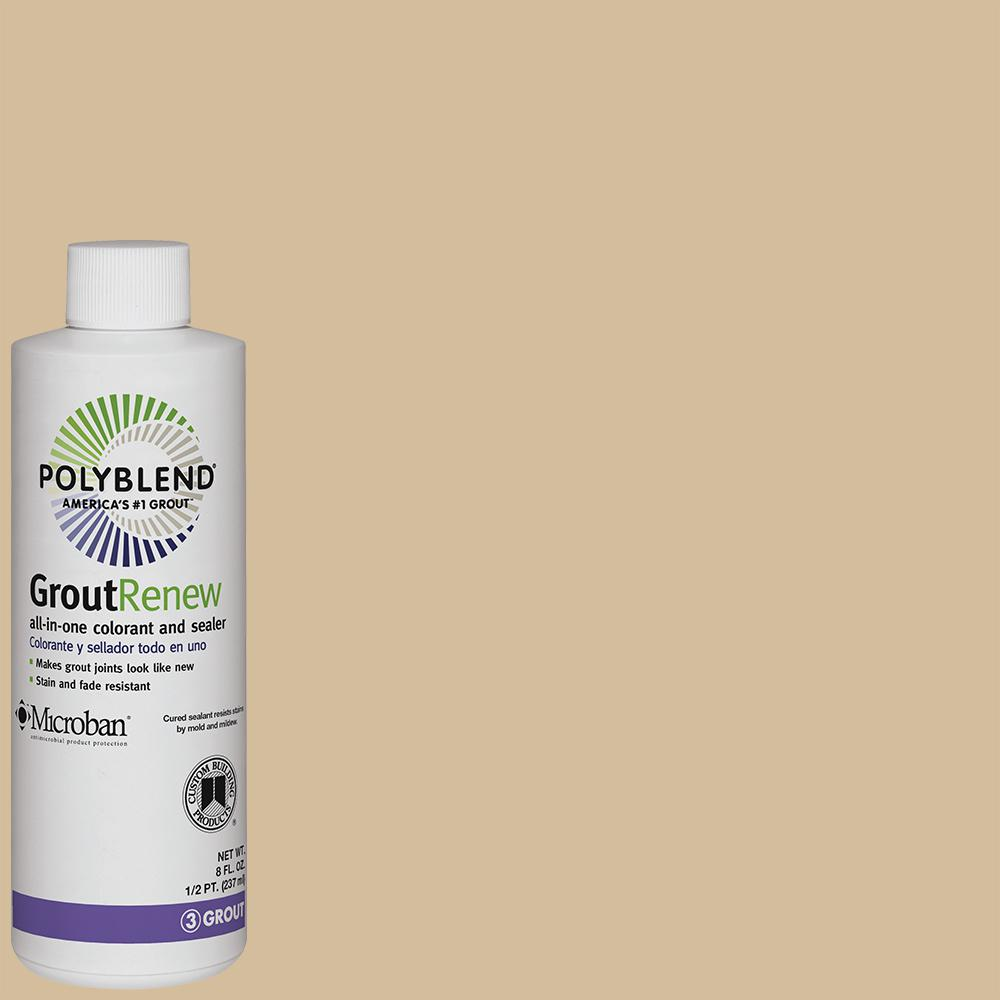 Custom Building Products Polyblend 122 Linen 8 Oz Grout Renew