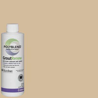 Polyblend #122 Linen 8 oz. Grout Renew Colorant